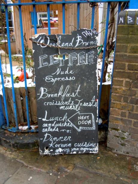 Bethnal Green, London.
