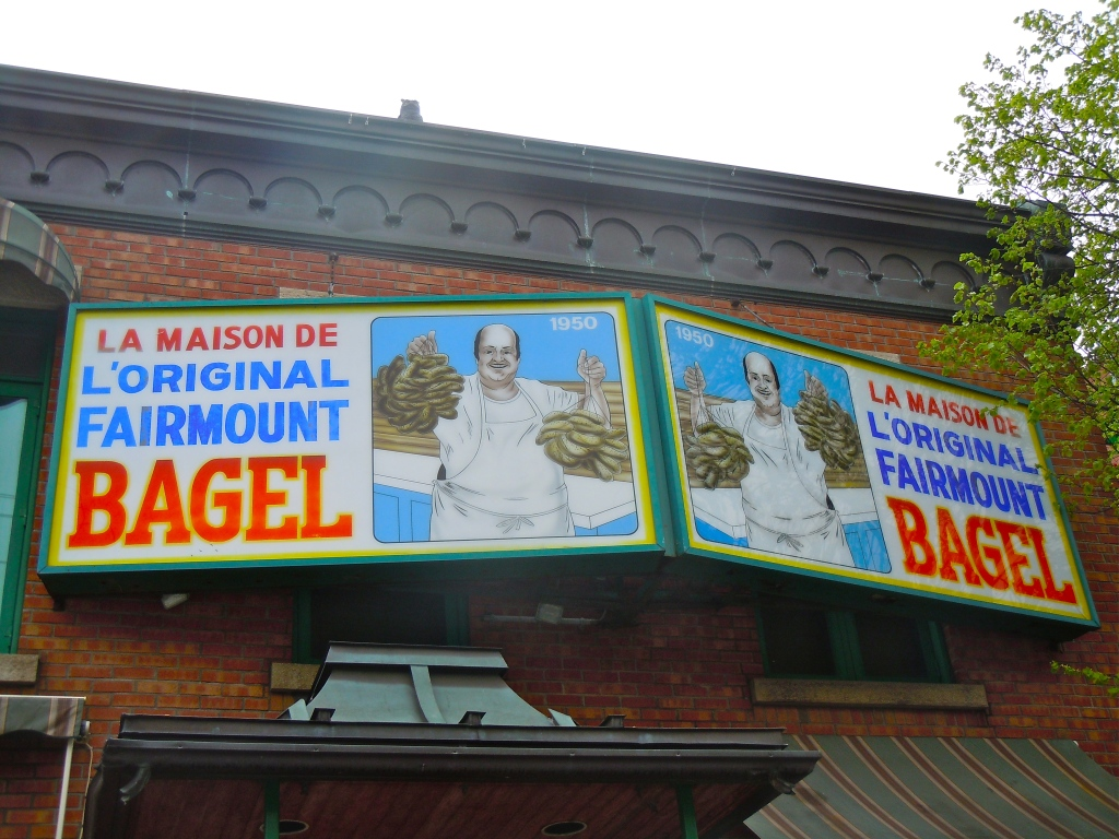Fairmount Bagel.